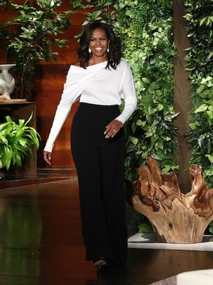 The 5 Best Moments From Michelle Obama's Hilarious Interview on Ellen