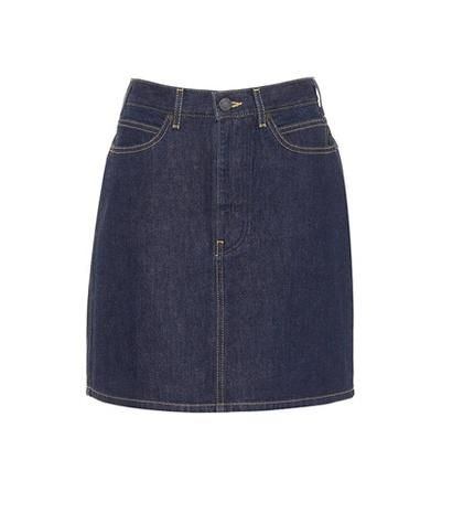 Calvin Klein 205W39NYC Denim Skirt