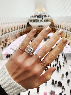 The Most Popular Engagement Rings Have This Stone in Common