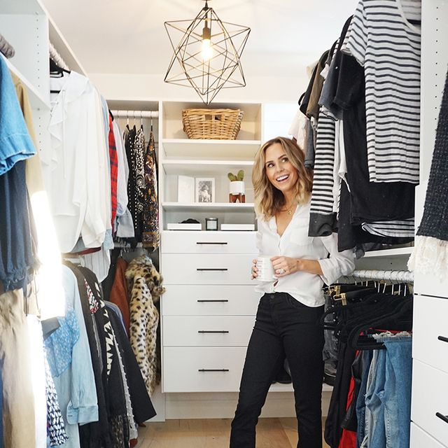 Step Inside the Dreamy Walk-In Closet of Entertainment Tonight's Keltie Knight