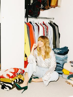 The Best Wardrobes in Britain: Lisa Aiken