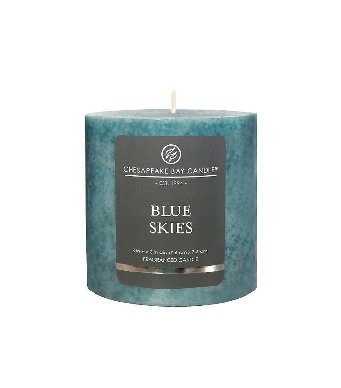 Pillar Candle by Blue Skies