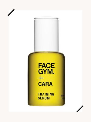 FaceGym's New Face Oil Is Like Deep Heat for Your Facial Muscles