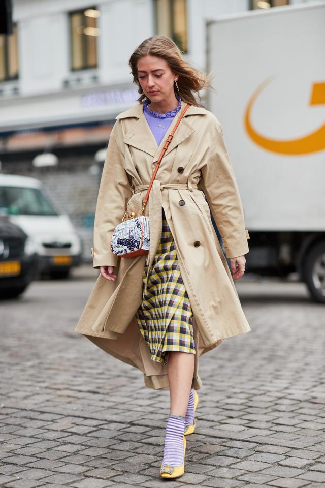 Copenhagen Fashion Week Street Style Whowhatwear Uk
