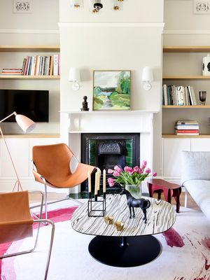 These Chic-to-Death Contemporary Living Room Ideas Will Make Any Space Look Mod