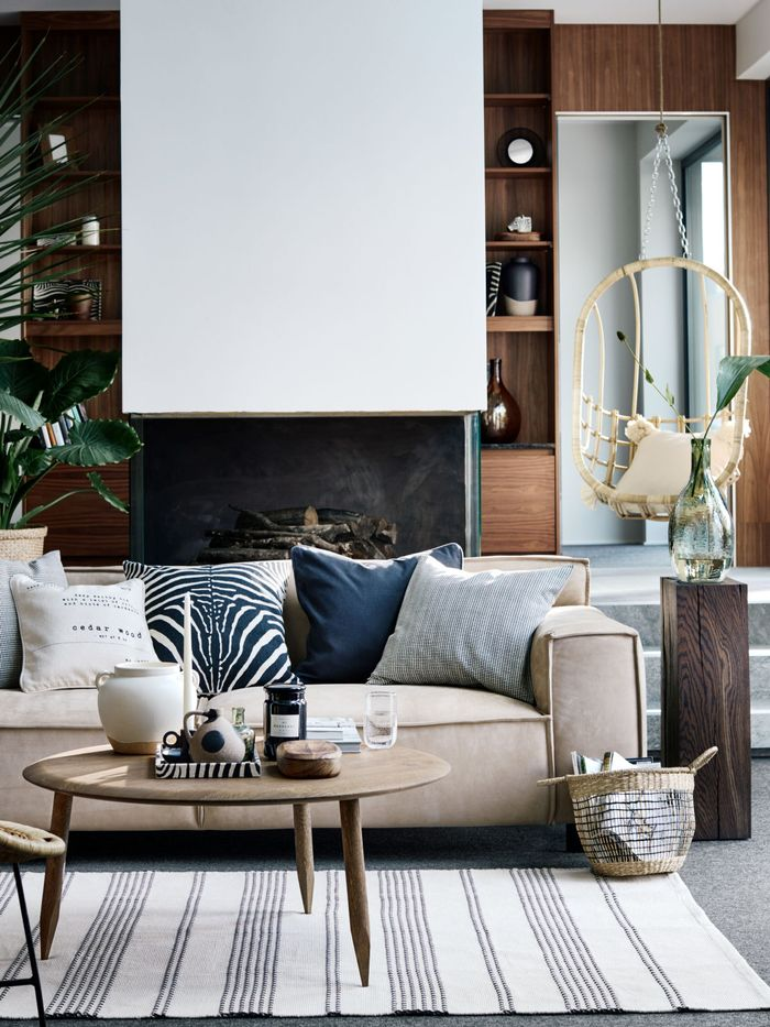Warm Minimalism Is The New D Cor Trend H M Home Is