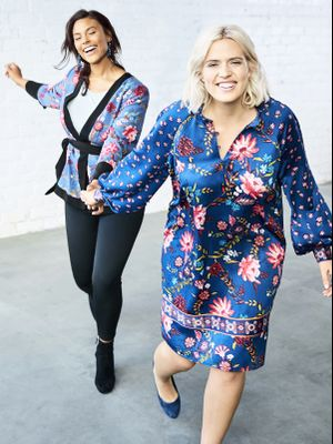 Rejoice: Loft Just Debuted Its First-Ever Plus-Size Collection