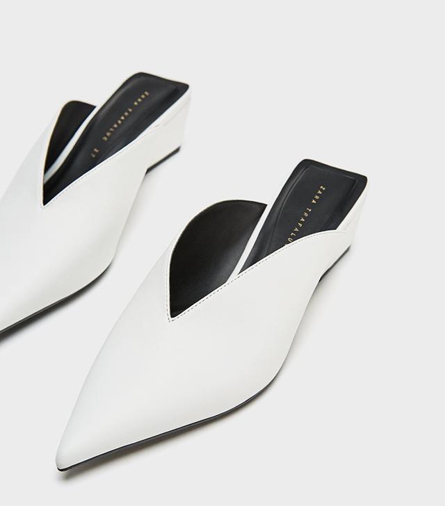 Zara Wedge Mules