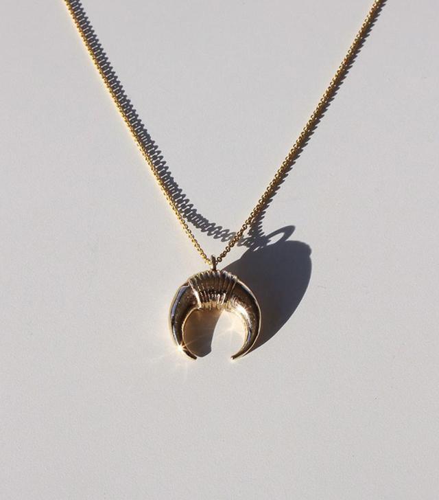 Kinn Studio Yoonicorn Horn Necklace