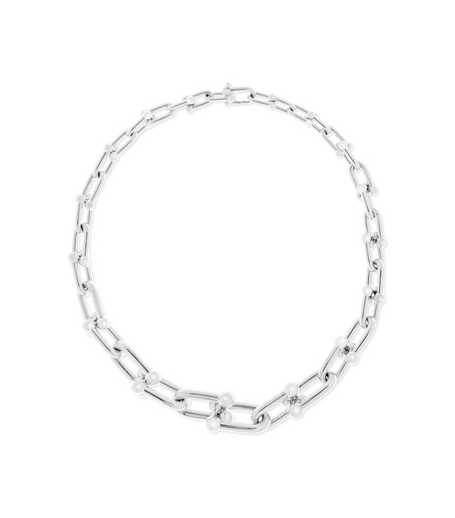 Tiffany & Co. Link Sterling Silver Necklace