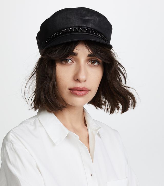 Marina Newsboy Cap