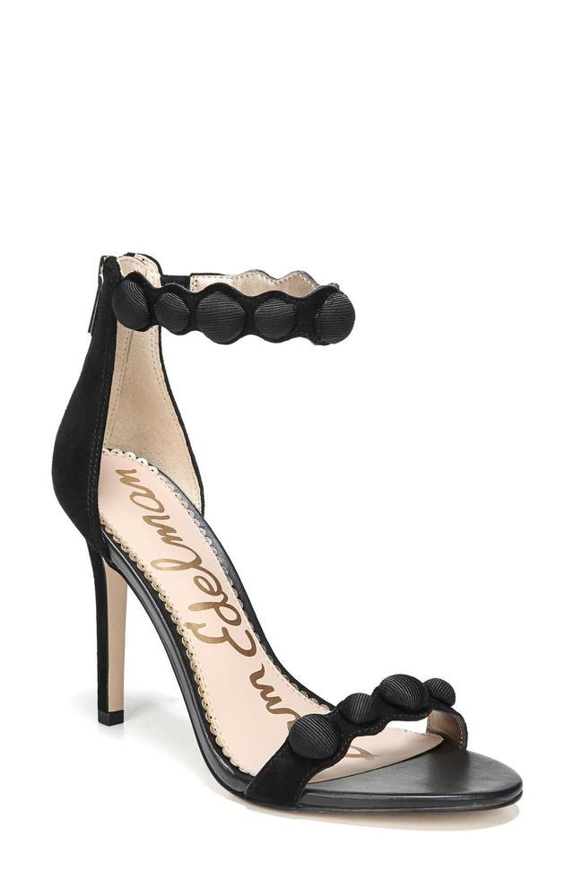 Women's Sam Edelmen Addison Embellished Ankle Strap Sandal