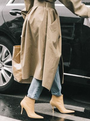 The New Ankle Boot Trend Celebs Are Wearing