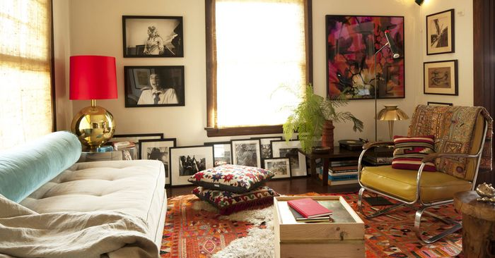 Eclectic decorating inspiration and examples mydomaine - What is eclectic style ...