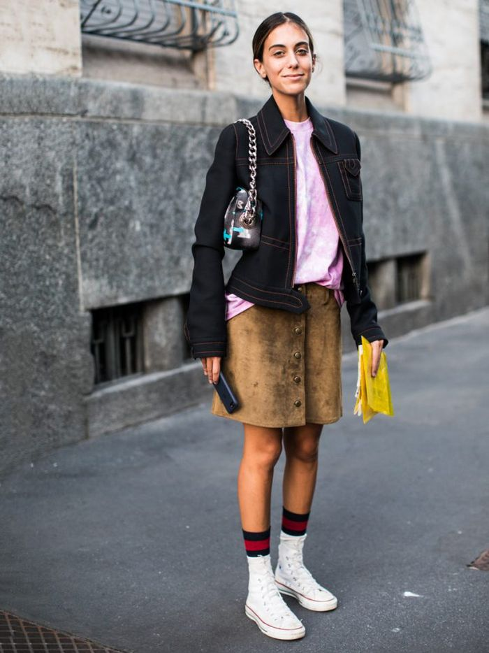 14 Ways to Wear High-Top Sneakers | Who