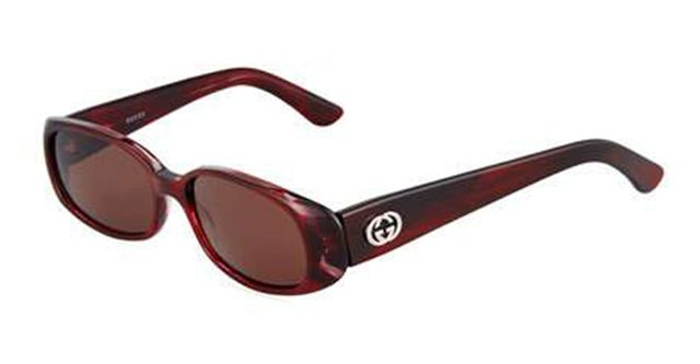 Gucci Small Plastic Sunglasses