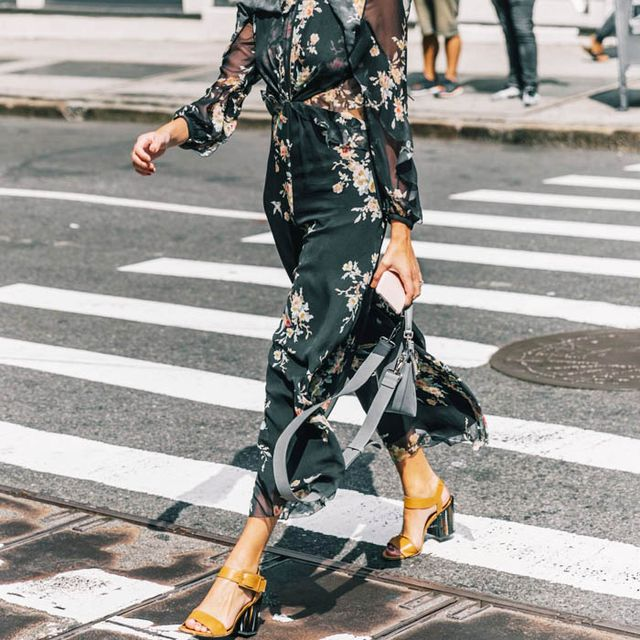 13 Vintage-Style Floral Dresses That Work for Winter and Spring