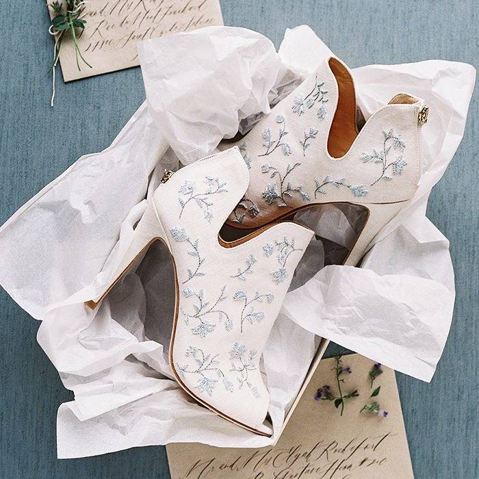 bridal booties bella belle