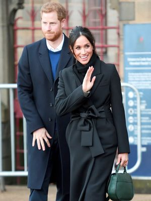 All the Details on Meghan Markle and Prince Harry's Next Royal Trip