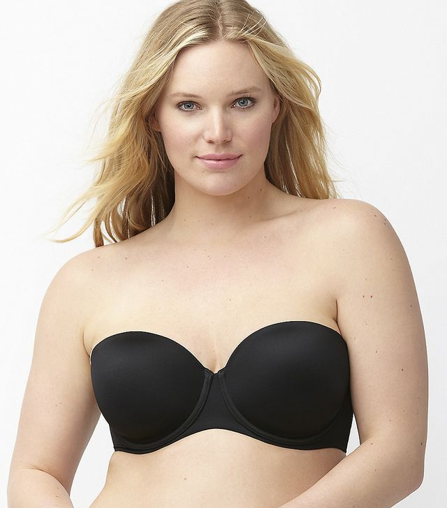 Lane Bryant Lightweight Multi-Way Strapless Bra