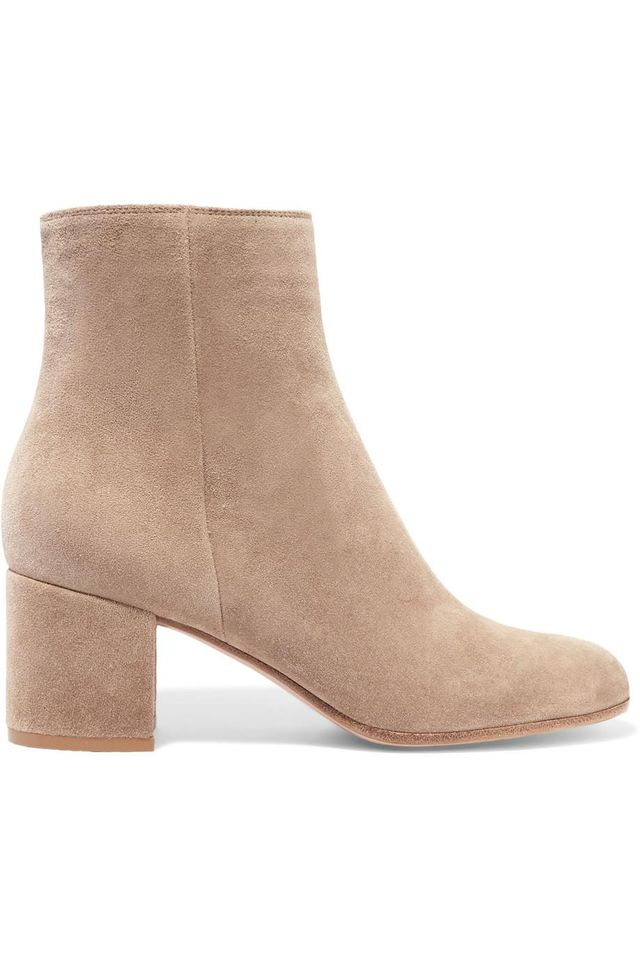 Margaux 65 Suede Ankle Boots