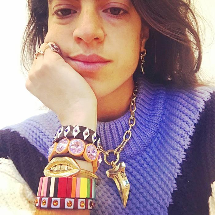 Leandra Medine Jewellery