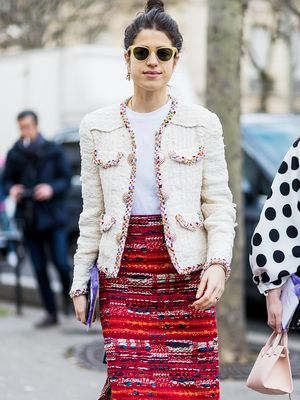 I Just Stumbled Across This Picture of Leandra Medine and Loved It Immediately