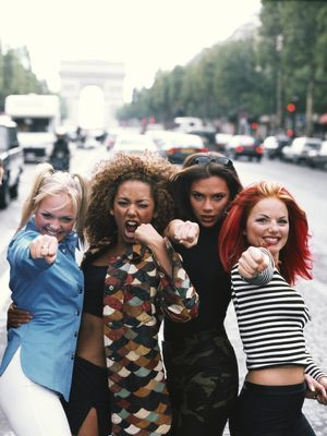 Victoria Beckham Gives an Update on the Rumored Spice Girls Reunion Tour