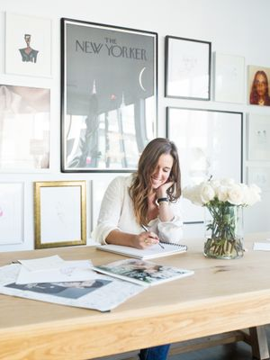 Step Inside This Fashion Illustrator's Airy, Light-Filled L.A. Apartment