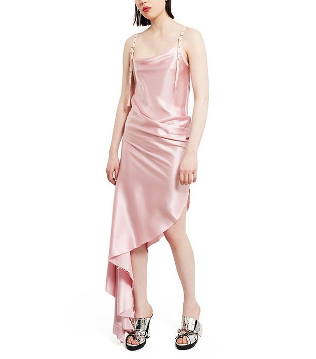 Buckle Strap Dress