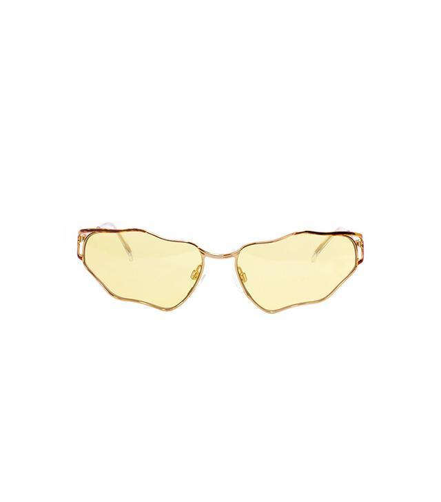 Melted Frame Sunglasses