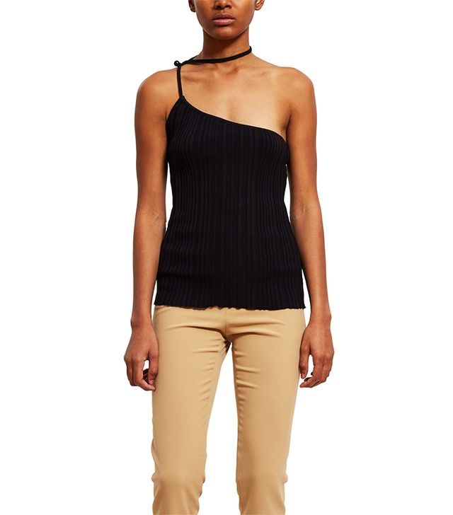 Le Pinhao One Shoulder Top