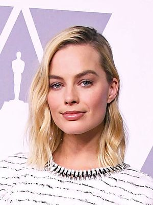 Margot Robbie Wore a Chanel Suit—Does It Get Any Better Than This?