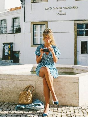 You'll Totally Agree This Blogger Looks Like Brigitte Bardot