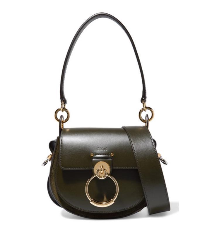 2018 new 100/% Leather Handbag Shoulder Bag famous brand color collocation