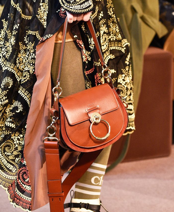 Best Designer handbags 2018: Chloe Tess