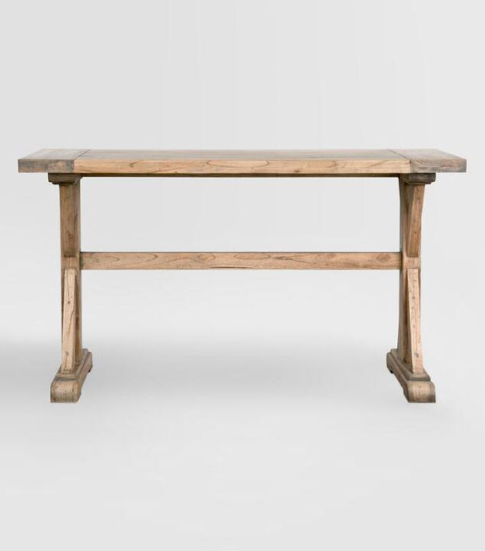 kitchen island table.  These Are The Most Functional Kitchen Island Tables MyDomaine