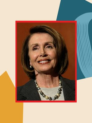 Nancy Pelosi Set a Record for This 8-Hour Speech (in 4-Inch Heels, No Less)