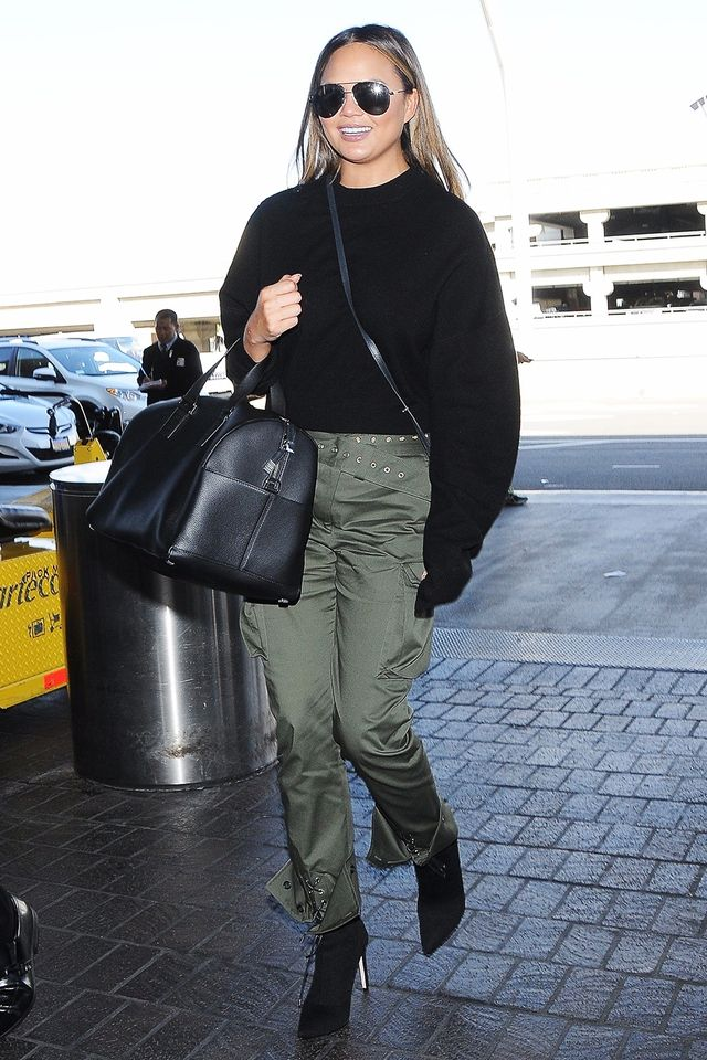 Celebs Already Love the Pant Trend That's About to Be Everywhere