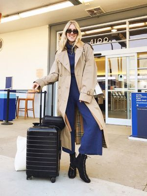 According to Experts, This $49 Kmart Suitcase Is the Only One You Need