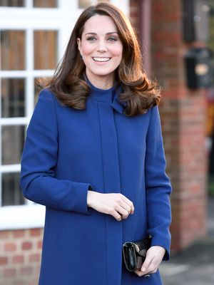 Yes, Even Kate Middleton Gets Her Heels Stuck in Grates