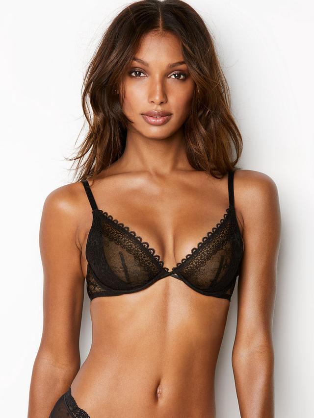 Victoria's Secret Unlined Plunge Bra
