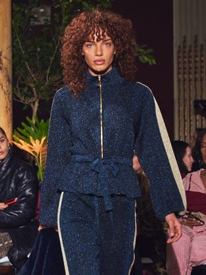 Juicy Couture's NYFW Debut Was So Much More Than Tracksuits