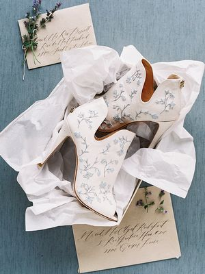 Bridal Booties Are a Thing, and You're Going to Love Them