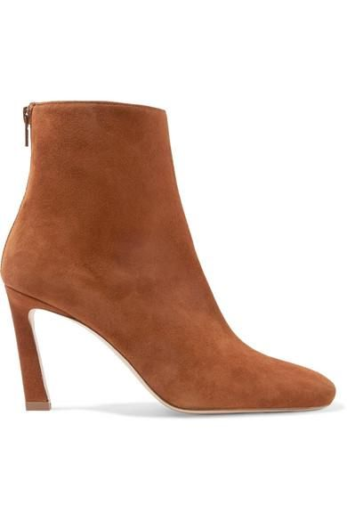 Aster Suede Ankle Boots