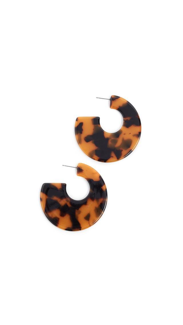 Katy Hoop Earrings