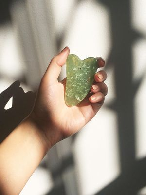 Another Day, Another Jade-Based Skincare Tool I'm Obsessed With
