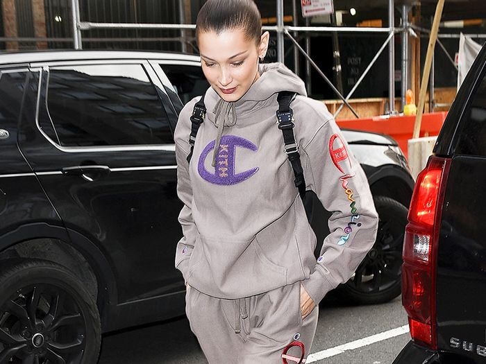 Is It Just Us, or Is Every Model Wearing This Comfy Uniform?