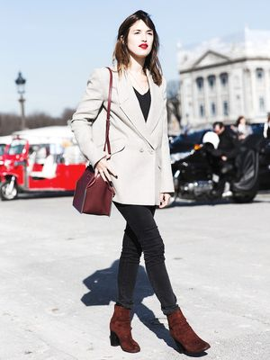 How to Master French-Girl Style for Winter
