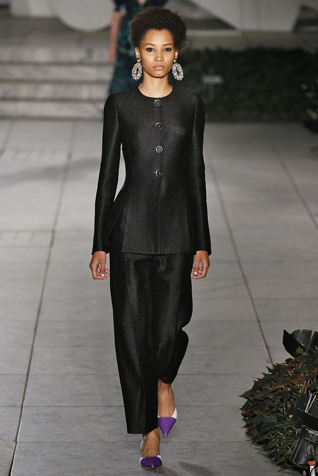 Carolina Herrera on Ugly Fashion